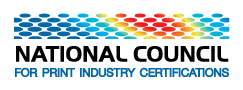National Council for Print Industry Certifications logo