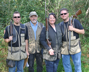 Team-from-Sporting-Clay-shoot
