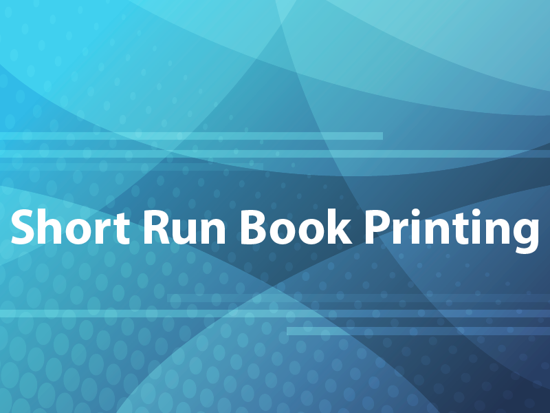 Short Run Book Printing