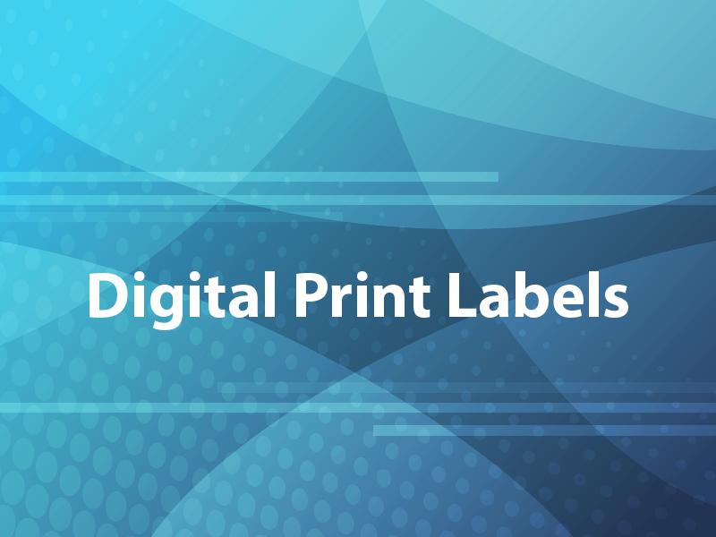 Digital Print Labels