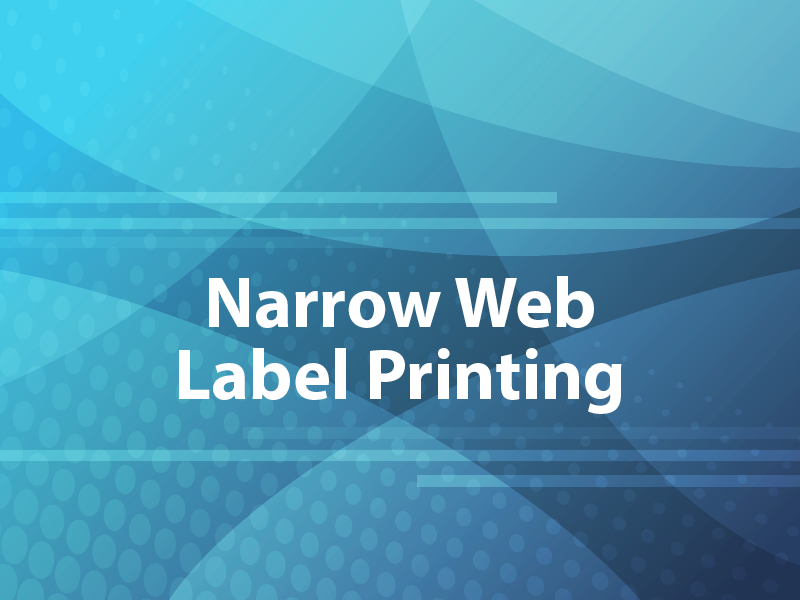 Narrow Web Label Printing