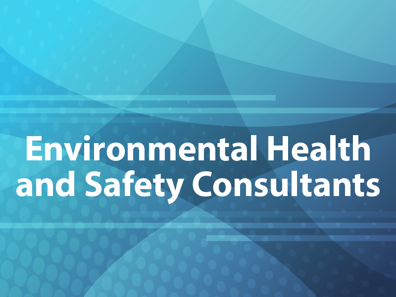 Environmental Health and Safety Consultants