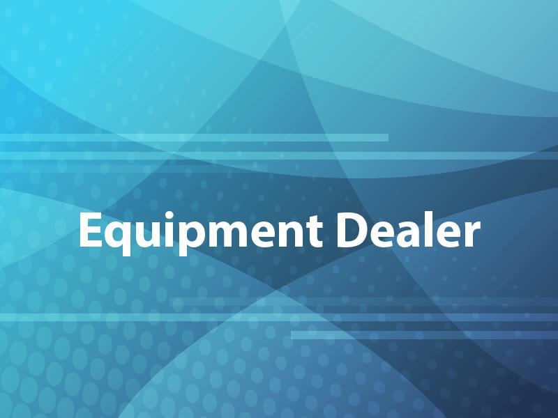 Equipment Dealer