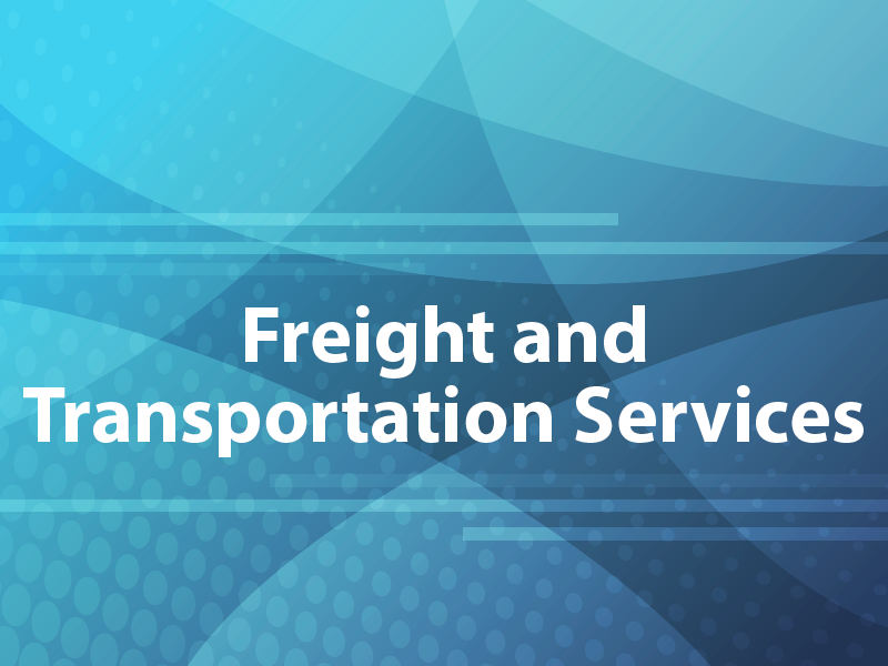 Freight and Transportation Services