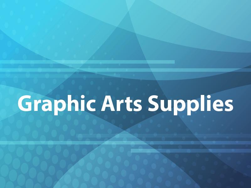 Graphic Arts Supplies