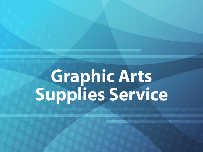 Graphic Arts Supplies Service