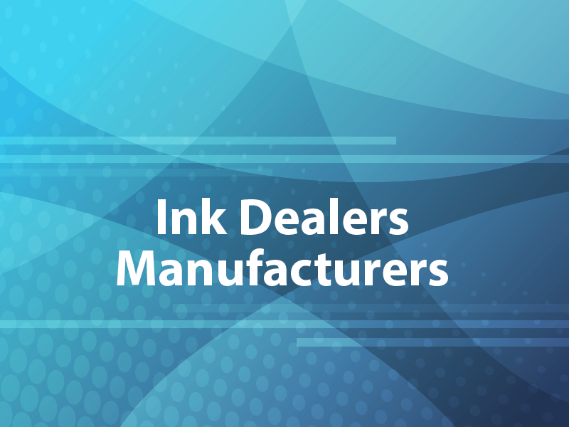 Ink Dealers Manufacturers