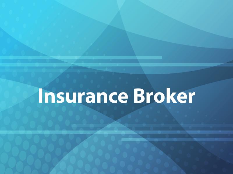 Insurance Broker