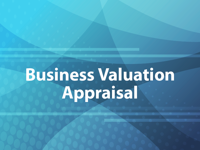 Business Valuation Appraisal