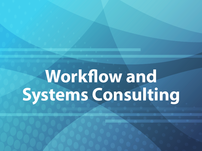 Workflow and Systems Consulting